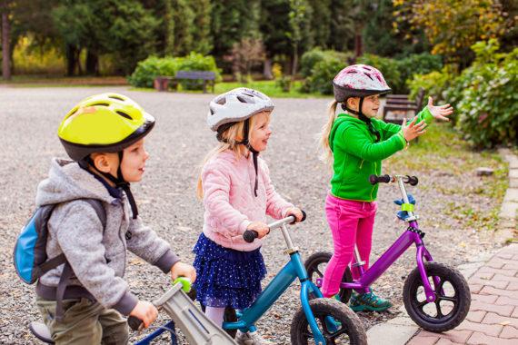 Fahrradhelme für Kinder – was müssen Eltern beim Kauf beachten?