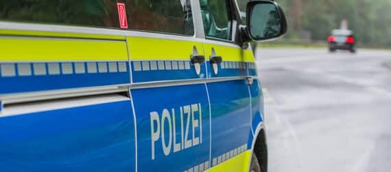 Polizeimeldungen Nordhausen