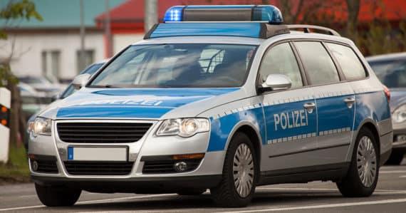 Polizeimeldungen Suhl