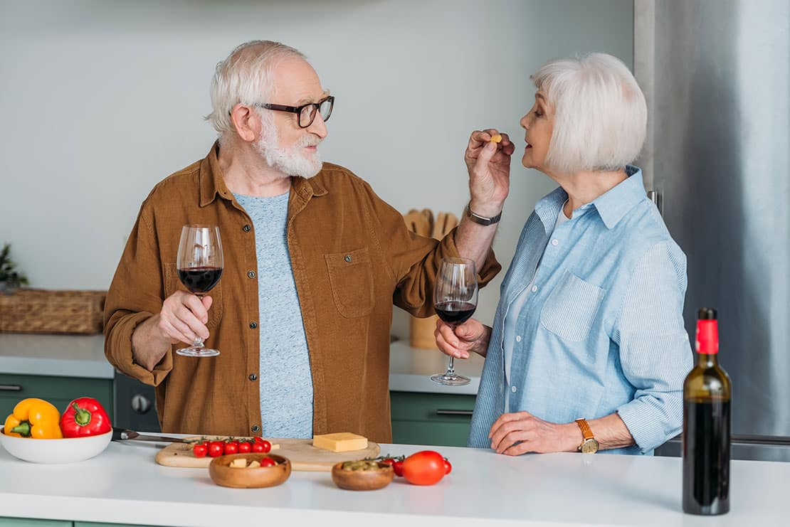Der richtige Wein zu jedem Essen