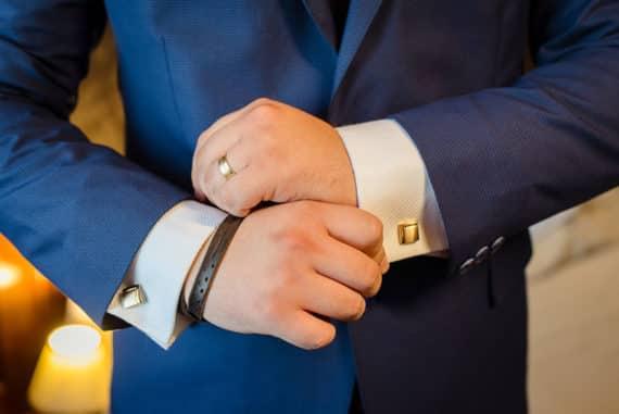 Manschettenknöpfe und Krawattennadeln – für den Mann mit Stil