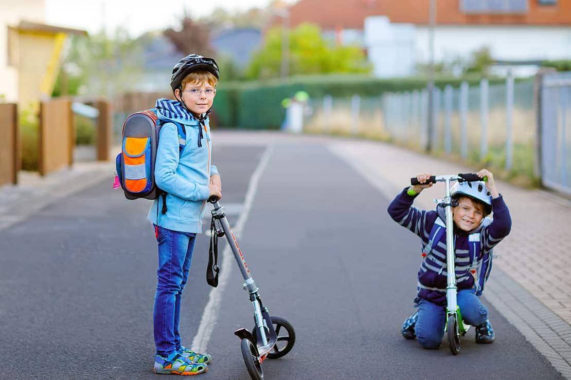 Rucksack oder Schulranzen – was ist für Schulanfänger besser?