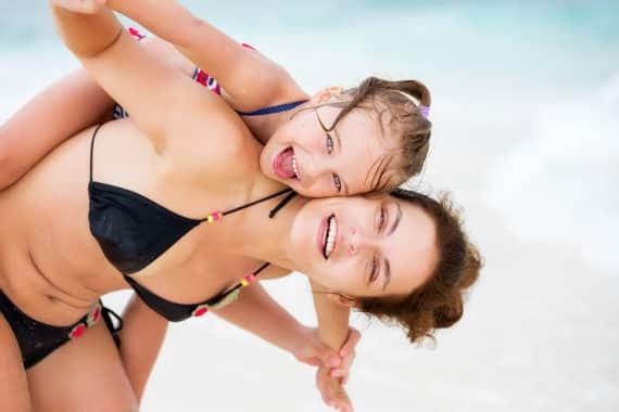 Trendige Bademode – die besten Badeanzüge und Bikinis