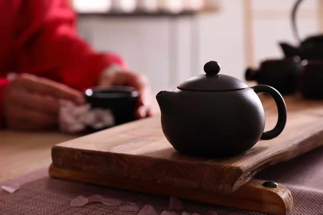 Was macht Yixing Teekannen so besonders?