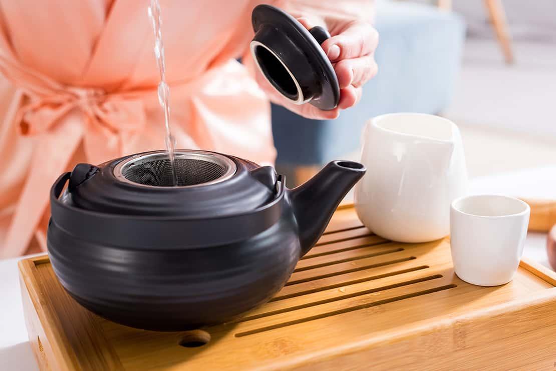 5 Tipps für die Teezubereitung