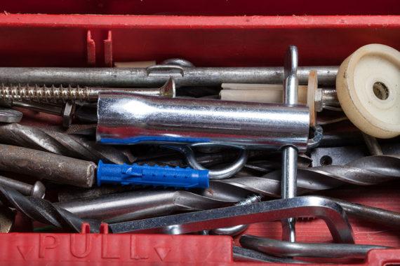 Der Inhalt eines Werkzeugkoffers – was ist wichtig und was nicht?