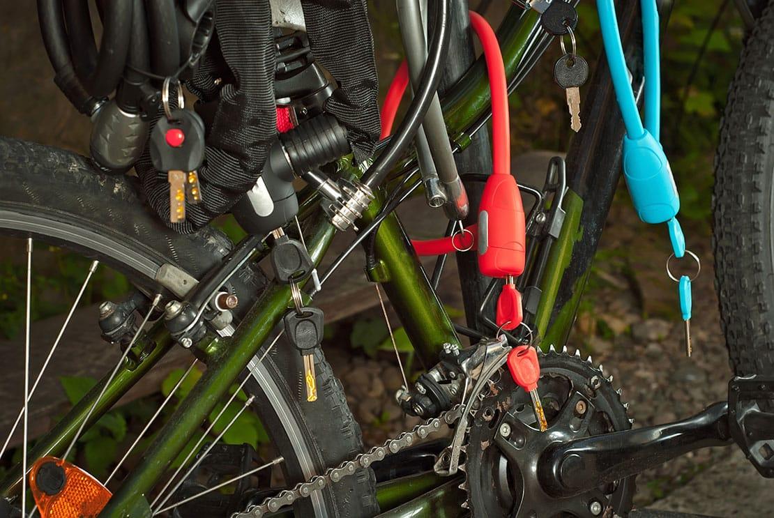 Sichere Fahrradschlösser – welche Modelle sind zu empfehlen?
