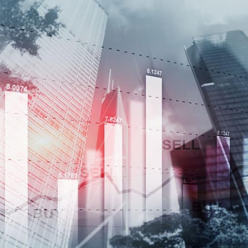 Die Börsenwelt steht auf dem Kopf