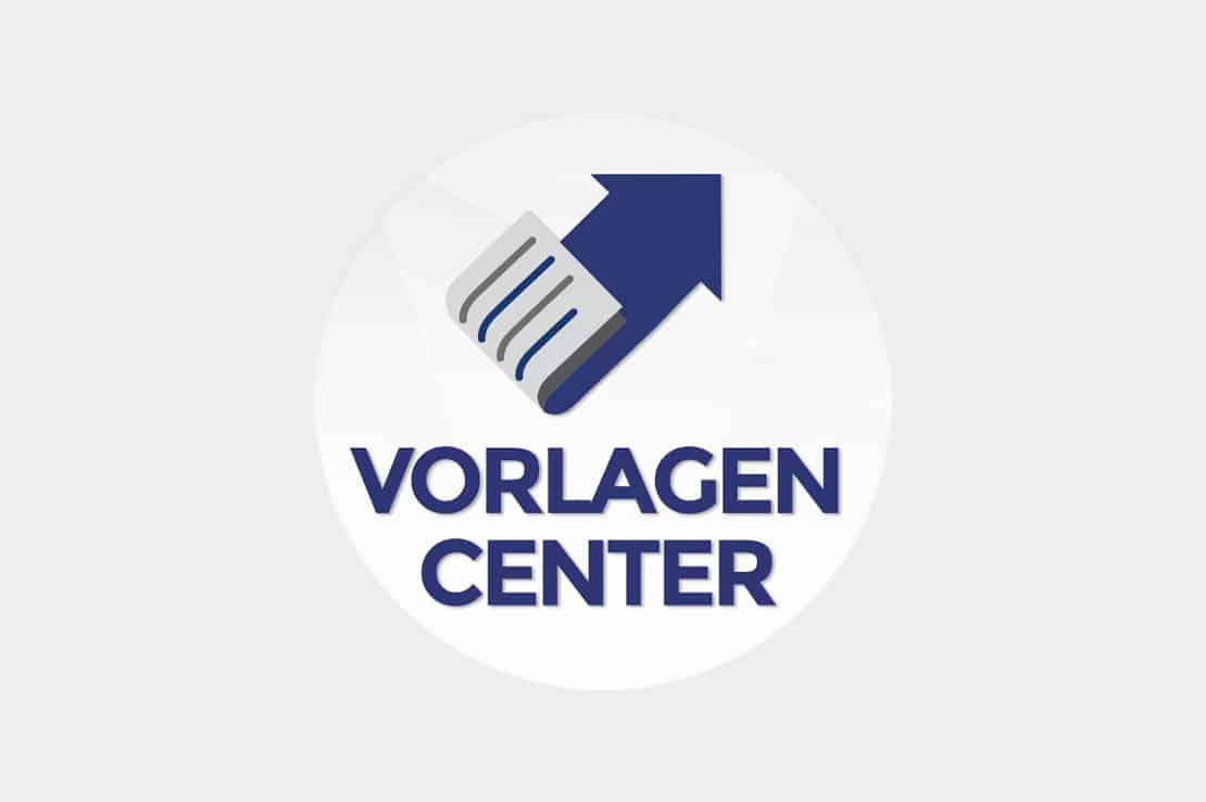 Vorlagen-Center: Professionelle Arbeitszeugnisse, Bewerbungen, Businesspläne und mehr