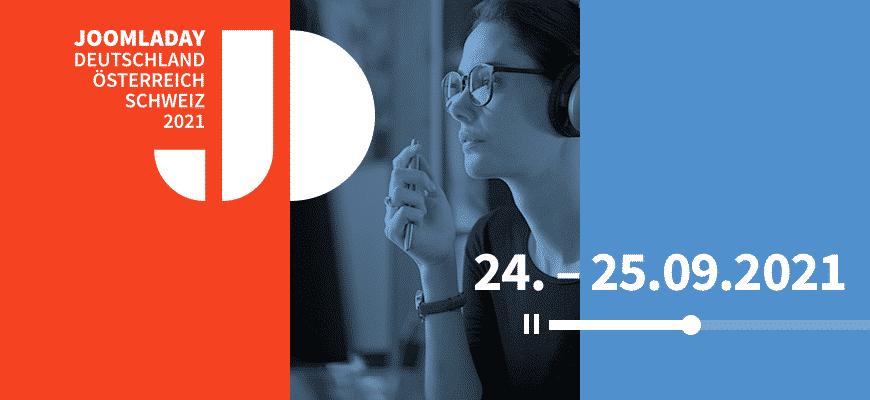 JoomlaDay D-A-CH 2021: Offizielles Joomla!-Event am 24.09.2021 und 25.09.2021 mit der SEO Agentur ABAKUS
