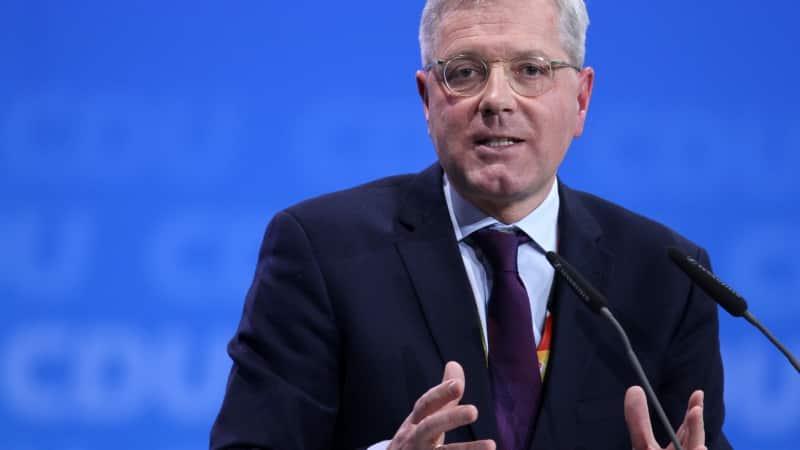 Röttgen sieht Existenz der CDU als Volkspartei gefährdet