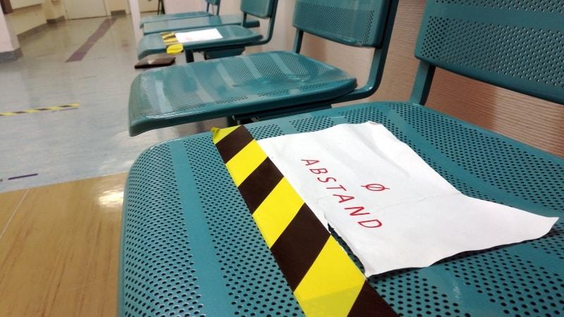 Hospitalisierungs-Inzidenz steit fünften Tag in Folge